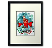 Under the Sea Framed Print