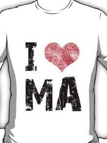 I Heart Ma T-Shirt