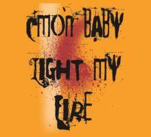 Cmon baby light my fire by gp-art