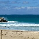 Cottesloe Beach in winter by simonescott