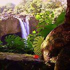 Rainbow Falls by maliaio
