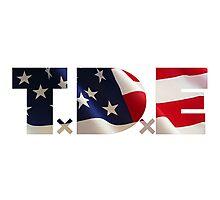 TDE USA The Fourth Photographic Print