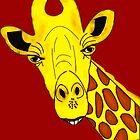 U Wot M8? Giraffe by ChrisButler