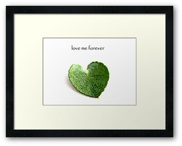 Love me forever by karenanderson