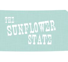 Kansas State Motto Slogan by surgedesigns