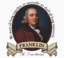 Benjamin Franklin by jeastphoto