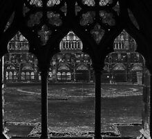 Cloisters by Catherine Hamilton-Veal  ©