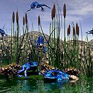 Dartmanns Flying Pond by Lisa  Weber
