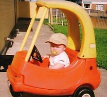 NO DRIVING LICENCE! by SeptimaK