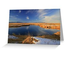 Skull Valley Greeting Card