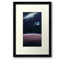 Combat Evolved  Framed Print