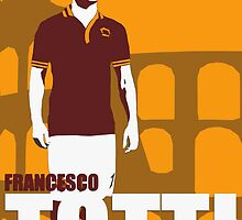 Totti by johnsalonika84