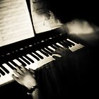 The Pianist by Mohammed Al Ibrahim