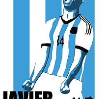 Mascherano by johnsalonika84
