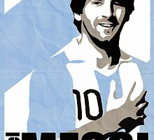 Messi by johnsalonika84