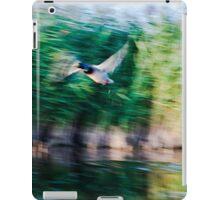 Dynamism of a Mallard iPad Case/Skin