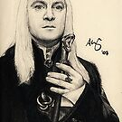 Lucius Malfoy by Lyvyan