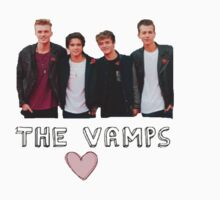 The Vamps by Colourfulcases