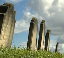 What lies beneath by Glen Birkbeck