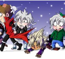 Yu-Gi-Oh! Christmas  Sticker