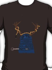 A Dalek Christmas T-Shirt