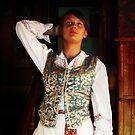 Lithuania National Costume by Antanas
