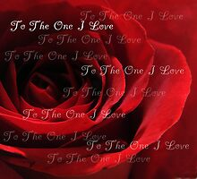 To The One I Love by Suni Pruett