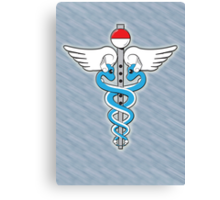 The Kanto Medical Service Canvas Print