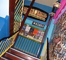 Afflecks Palace  by Glastonbury Groove Glastonbury Photographer
