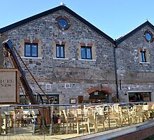 Smoke And Ale House, Exeter Quays, Devon UK by lynn carter