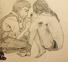 Alaric & Aby by Ryn90
