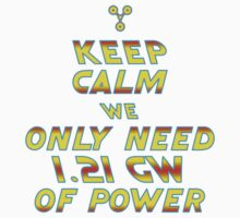 1.21 GW of Power Kids Clothes