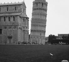 Leaning Tower of Pisa by marbuk