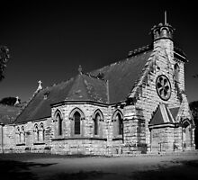 All Saints Church - Bodalla by Darren Stones