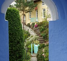 Portmeirion, by Frances Knight
