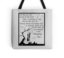 Song by Katniss - HG Tote Bag