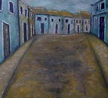 Irish Street by Brian John Murphy