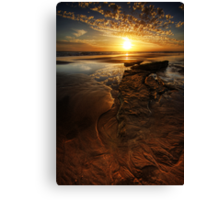 Lonsdale Rocks Canvas Print