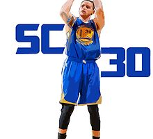 Stephen Curry by crossesdesign