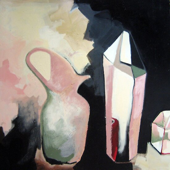 still life w jug by zoe trap
