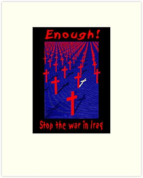 Enough! by Eyal Nahmias