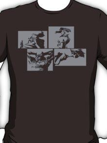 Cowboy Bebop Panels 2 T-Shirt