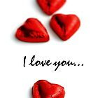 I love you by ~ Fir Mamat ~