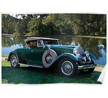 1929 Packard 645 Dietrich Roadster Poster
