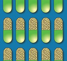 Capsule pattern by theimagezone