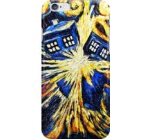 Tardis by Van Gogh - Doctor Who iPhone Case/Skin