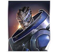 Cool Garrus Vakarian - Mass Effect Poster