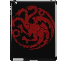 House Targaryen Worn iPad Case/Skin
