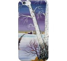 Homestead Fenceline iPhone Case/Skin