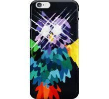 edited hooter iPhone Case/Skin